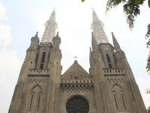 Sejarah Panjang Gereja Katedral Jakarta