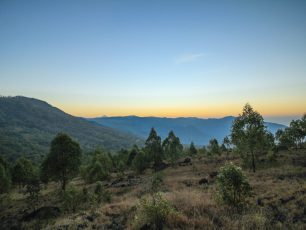 Gunung Inerie: Menengok Piramida Alam di Pulau Flores