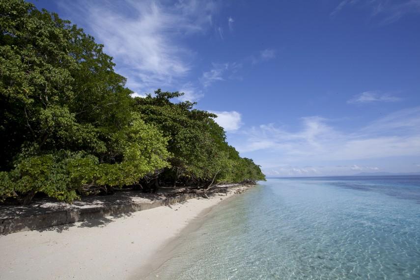 Menghabiskan Hari Di Pantai Terbaik Ambon Indonesia Kaya