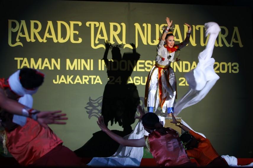 Tari Ronga Wekoila terinspirasi dari cerita rakyat berlatar budaya suku Tolaki