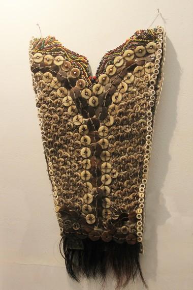 Sangkurat merupakan pakaian khas masyarakat Dayak Ngaju yang berbentuk rompi