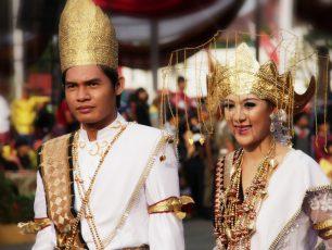 Tradisi Pernikahan Adat Lampung Melinting