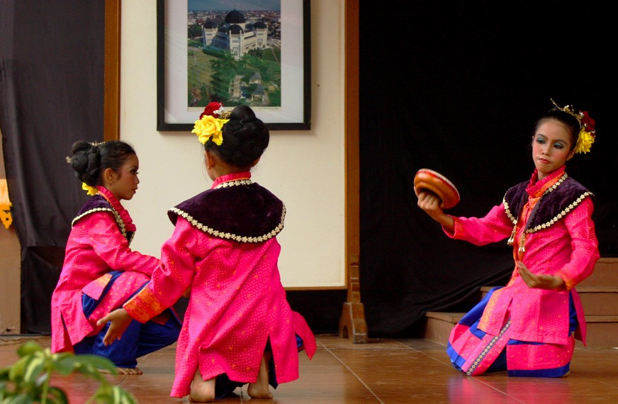 Tari zapin merupakan tarian nusantara yang sangat dipengaruhi unsur-unsur budaya Arab