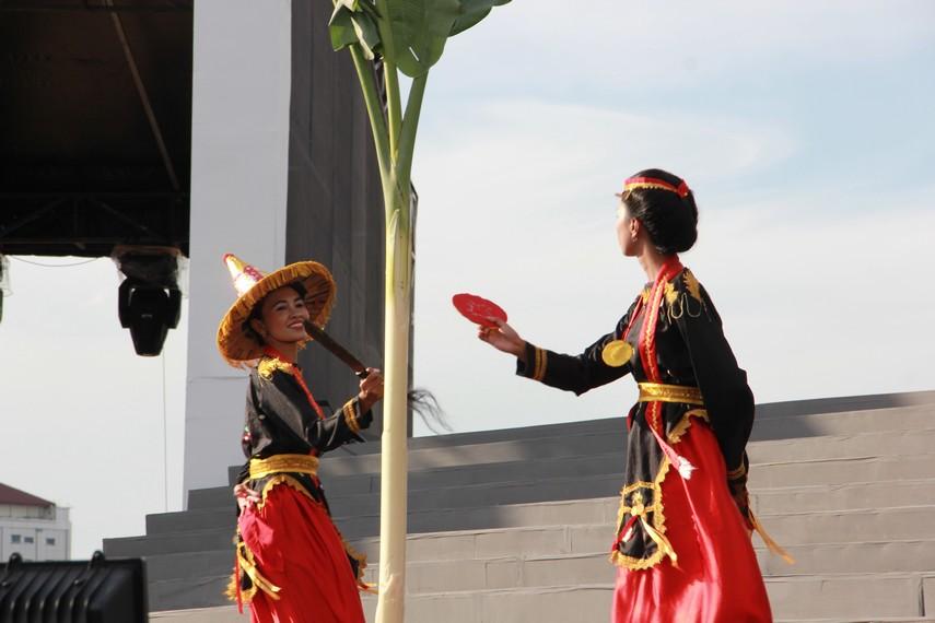Dalam budaya kontemporer, tari Lummense dihubungkan dengan tradisi pembukaan lahan garapan