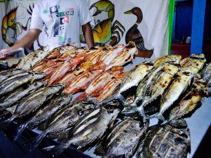 Surga Kenikmatan Kuliner Papua dalam Ikan Bobara