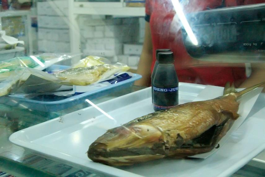 Ikan Bandeng Presto salah satu oleh-oleh yang diburu wisatawan