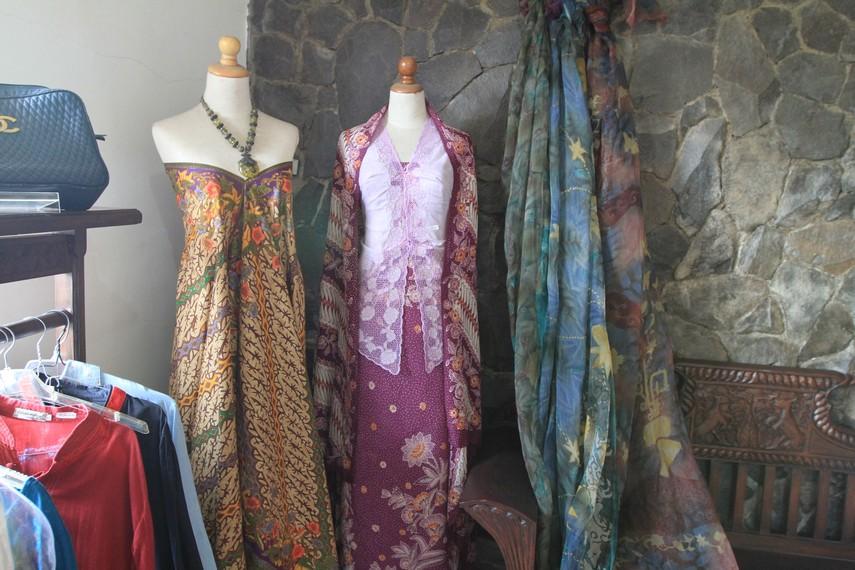 Pakaian dari Batik Garut