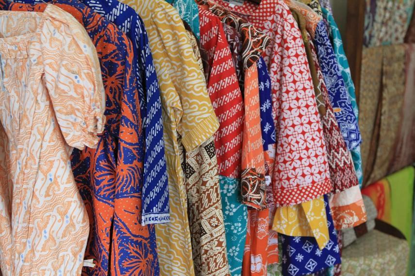 Produk dari Batik Garut