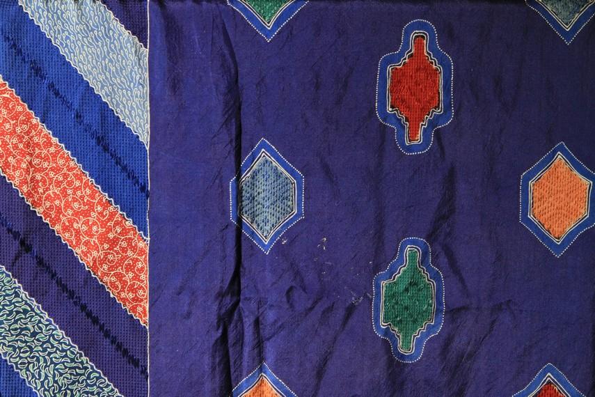 Salah satu motif Batik Pekalongan
