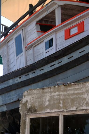 Kapal ini menjadi penyelamat 59 orang warga Lampulo dari hempasan Tsunami