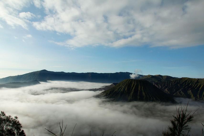 Keindahan Gunung Bromo sudah terkenal hingga ke mancanegara