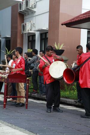 Kelompk Musik Tifa Totobuang