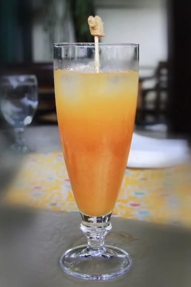 Kesegaran Ginger Lime Ice minuman berenergi khas keraton