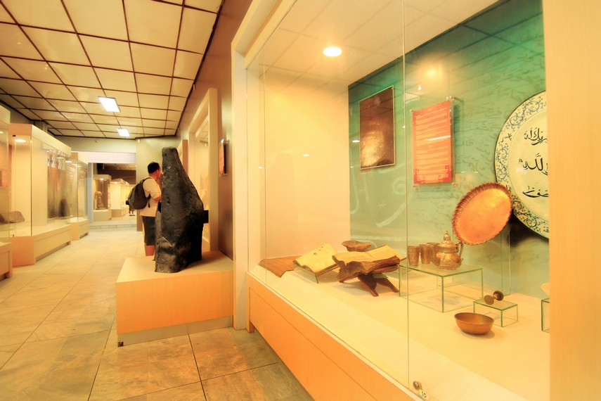 Koleksi peninggalan era masuknya Agama Islam di Provinsi Lampung