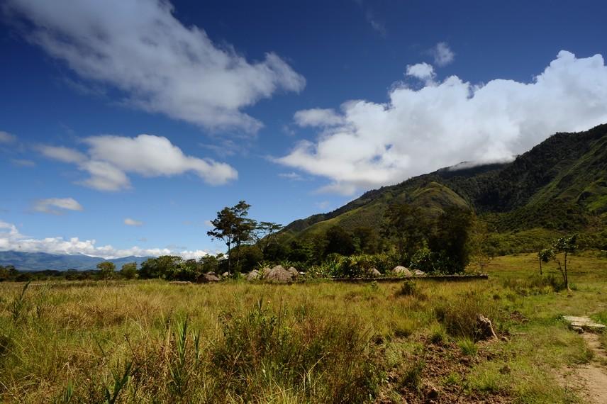 Kondisi alam di sekitar Silimo