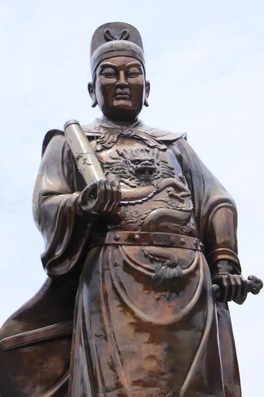 Laksamana Zheng He pernah singgah disini ketika ada awak kapalnya yang sakit