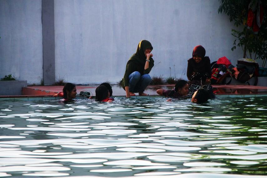 Le Seuum dikunjungi oleh berbagai kalangan mulai dari warga Aceh hingga wisatawan lokal maupun luar negeri