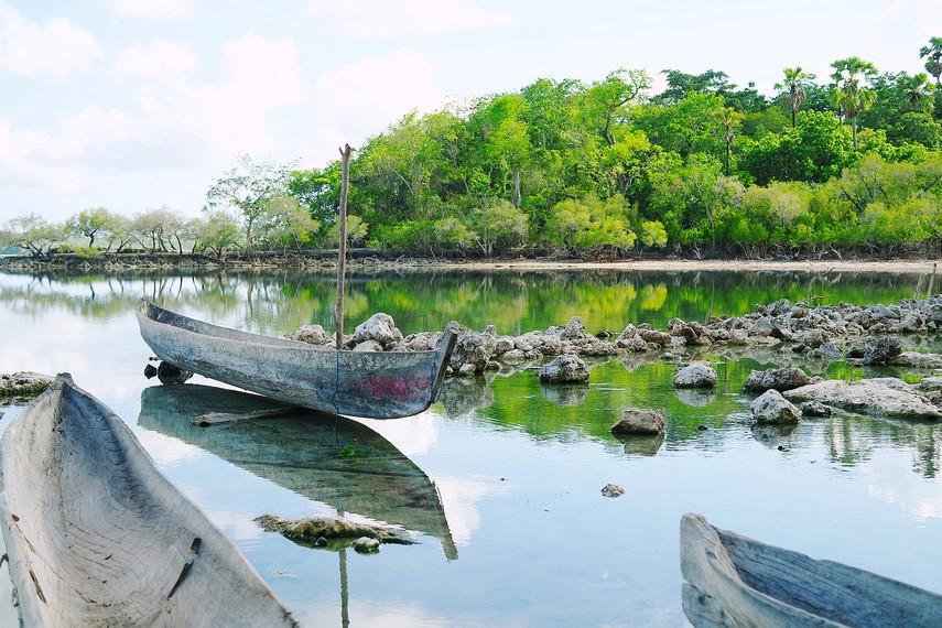 Letaknya berada di Dusun Sipuk, Desa Sotimori, Kecamatan Rote Timur, Kabupaten Rote Ndao