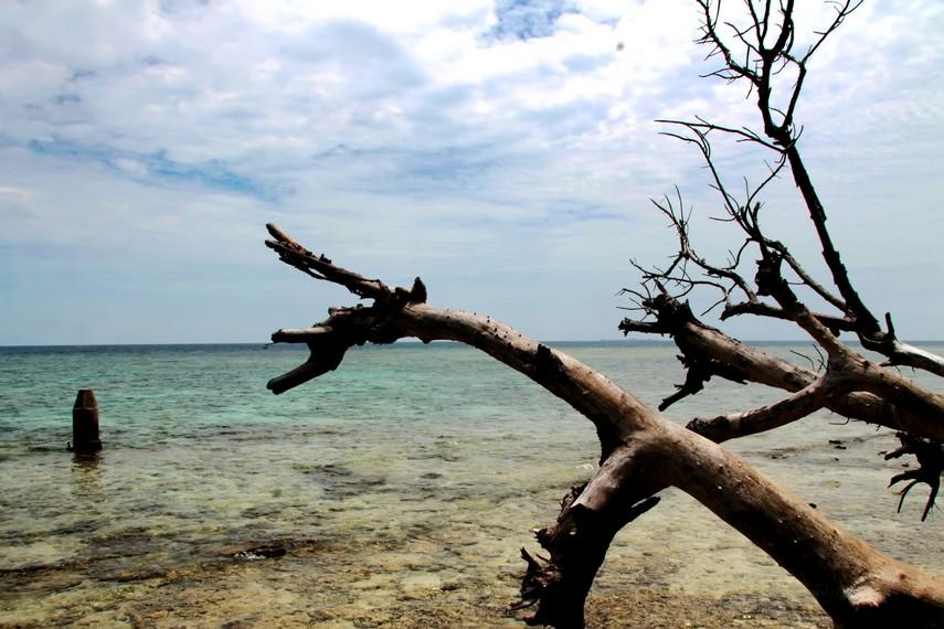 Pulau Samalona menjadi tempat yang tepat bagi Anda yang mendambakan pulau eksotis di Makassar