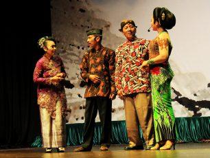 Ludruk , Kesenian Guyonan Asal Jawa Timur