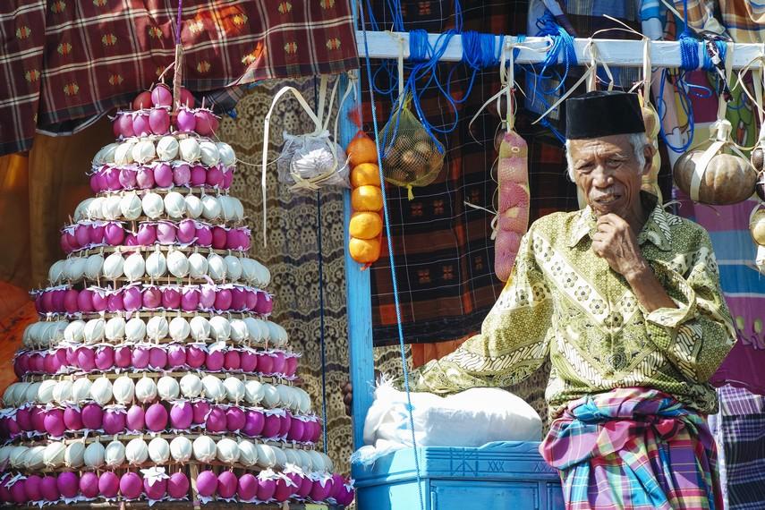 Masing-masing keluarga di Cikoang membuat Julung-julung yang berbeda