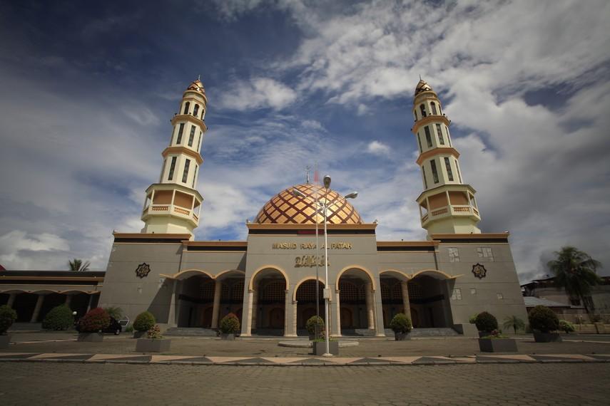Masjid Al Fatah Ambon