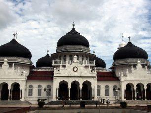 Masjid Raya Baiturrahman, Kebanggaan Aceh yang Melintas Sejarah