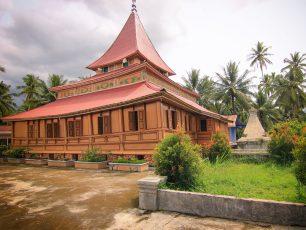 Masjid Tuo Koto Nan Ampek, Keagungan yang Bertahan 170 Tahun