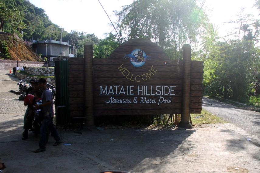 Meski hanya berjarak sekira 7 km dari Banda Aceh, namun Mata Ie dikelilingi alam yang terasing