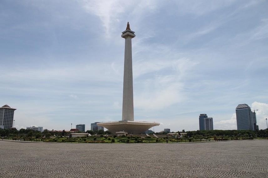 Monumen Nasional dibangun pada tahun 1959