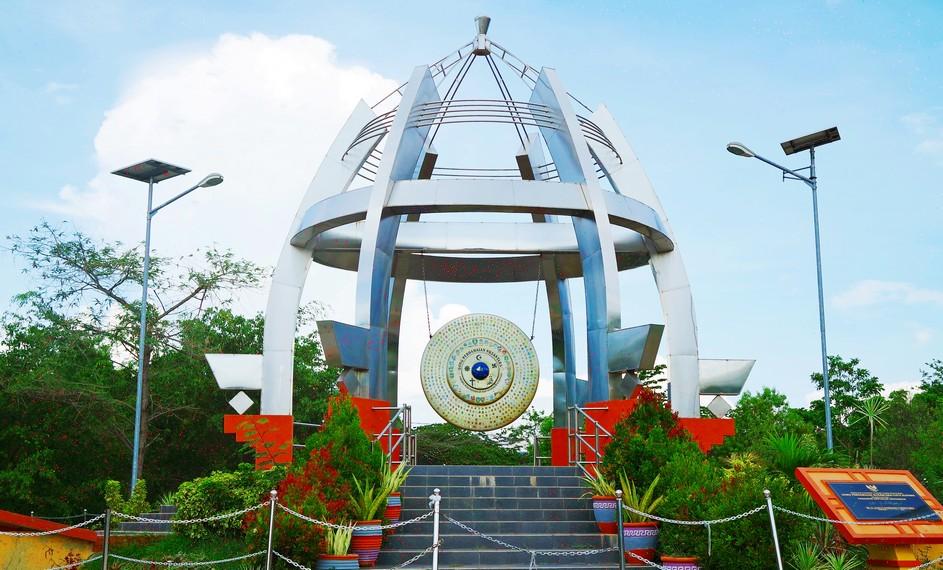 Wisata Ke Gong Perdamaian