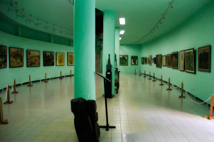Museum Affandi yang terletak di Jalan Laksda Adisucipto, Yogyakarta