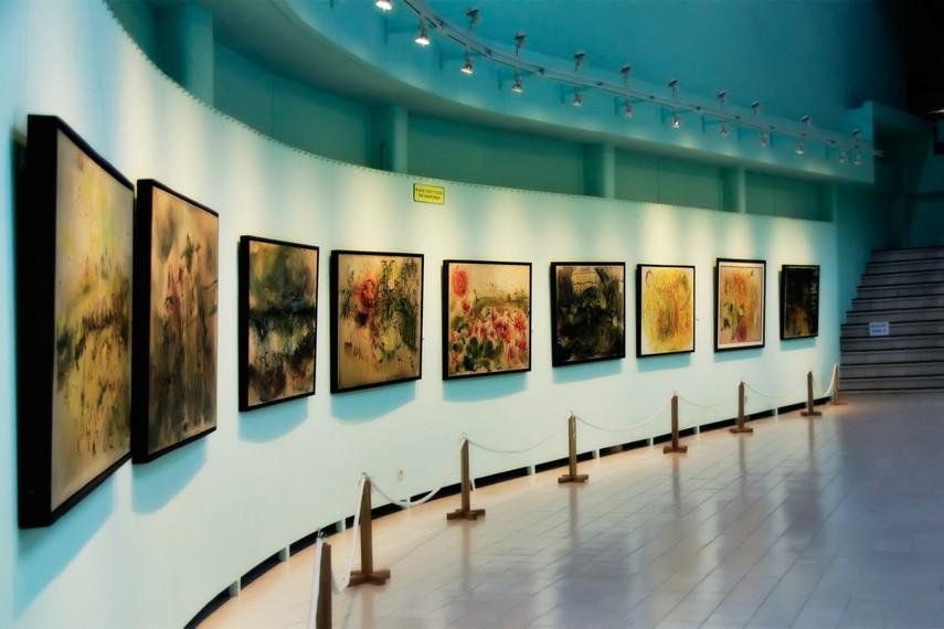 Museum ini awal mulanya didirikan sendiri oleh Affandi pada tahun 1962