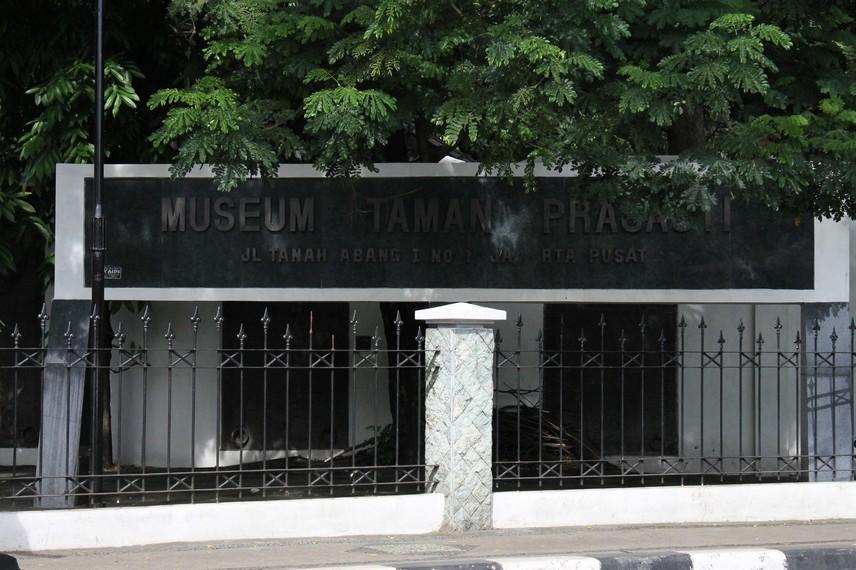 Museum ini dikhususkan untuk menyimpan koleksi batu nisan dan prasasti yang memiliki nilai sejarah tinggi