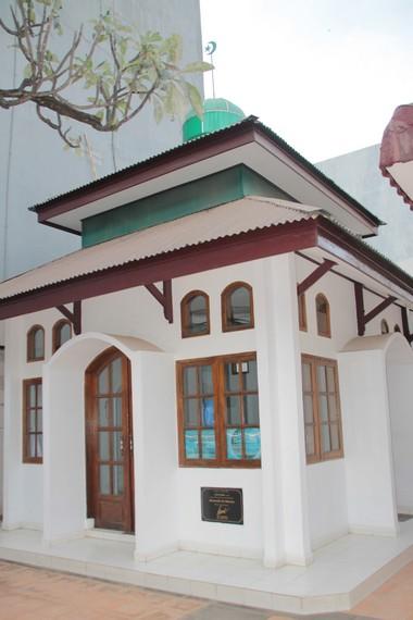 Mushola Al Ikhsan di Makam Pangeran Diponegoro