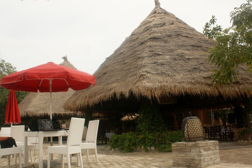 Mutun Cafe menjadi tempat yang nyaman untuk melepas lelah sekaligus tempat untuk mengisi perut