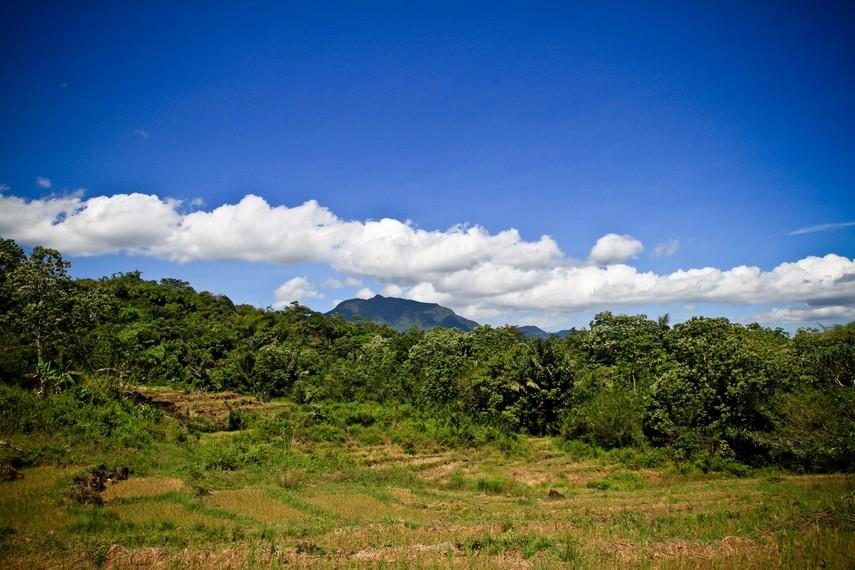 Kawasan wisata Cunca Wulang