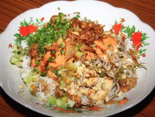 Nasi Lengko, Kuliner Bernilai Gizi Tinggi yang Lezat