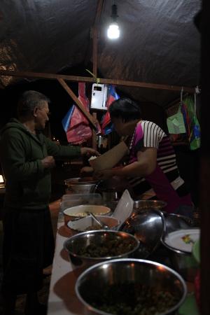 Nasi kuning menjadi kuliner yang cukup digemari di kota Ambon