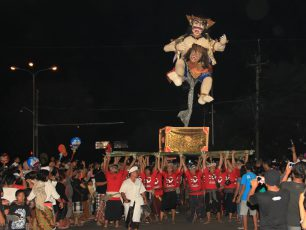 Pawai Ogoh-ogoh, Kemeriahan Festival Rakyat Menjelang Nyepi