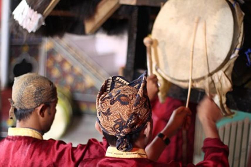 Tambo Talempong Pacik