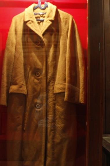Pakaian yang digunakan Jenderal Sudirman dimasa perjuangan