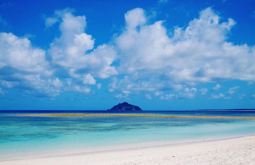 Pantai Bo‰Ûªa terletak di Desa Bo'a, Kecamatan Rote Barat, Kabupaten Rote Ndao, NTT