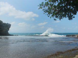 Sejenak Melepas Kepenatan di Pantai Madasari