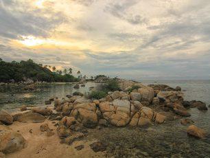 Pesona Pantai Parai Tenggiri yang Menawan