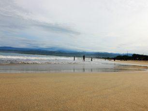 Menilik Sejarah sambil Bersantai di Pantai Santolo