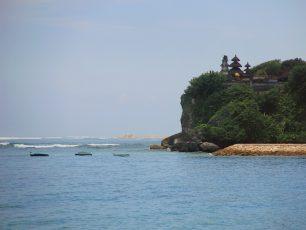 Pantai Geger, Seruas Kedamaian di Nusa Dua