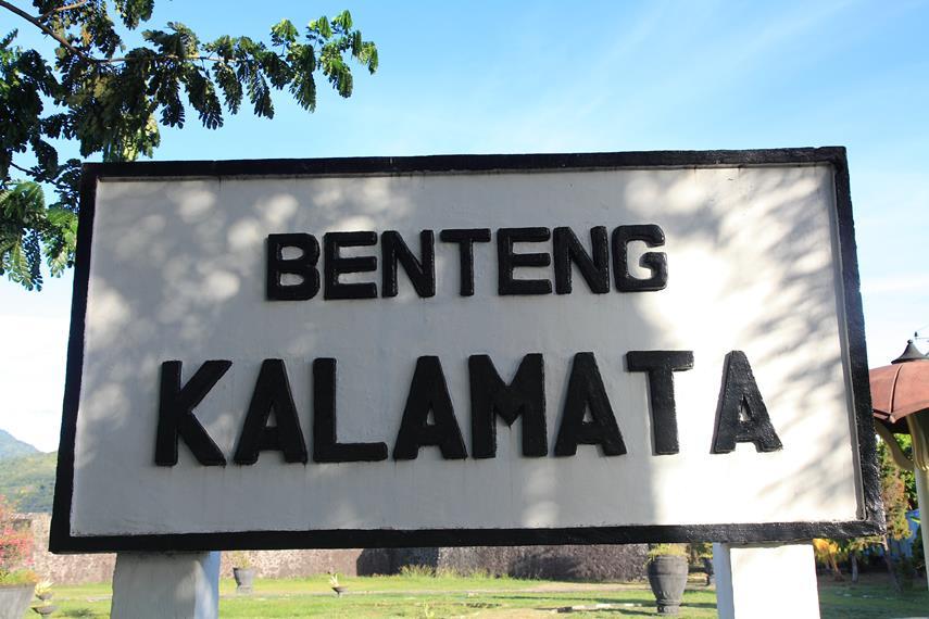 Papan nama Kalamata
