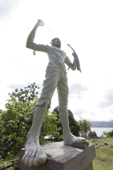 Patung Kapitan Pattimura