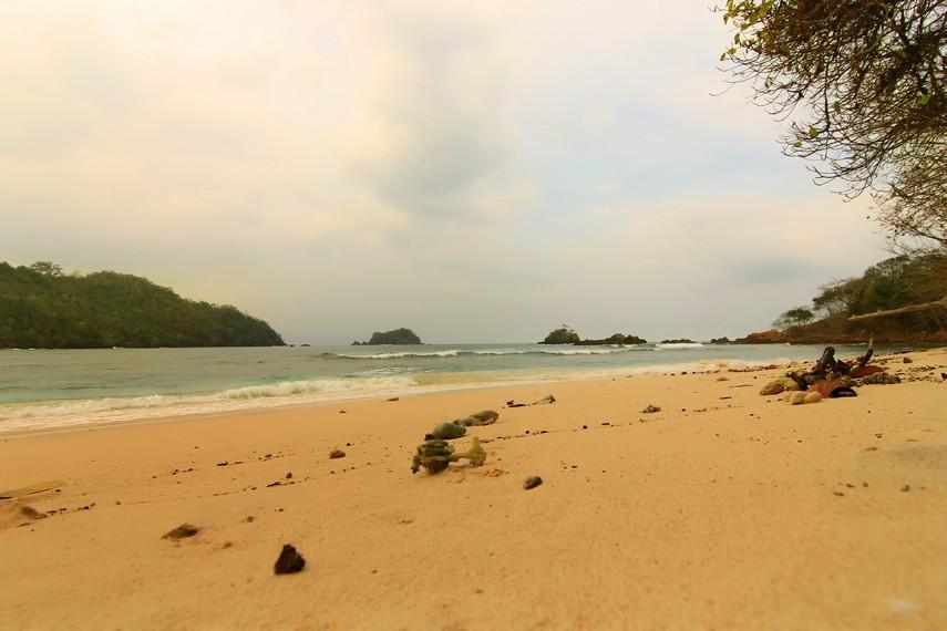 Pulau Kiluan menjadi salah satu destinasi wisata yang dimiliki Provinsi Lampung